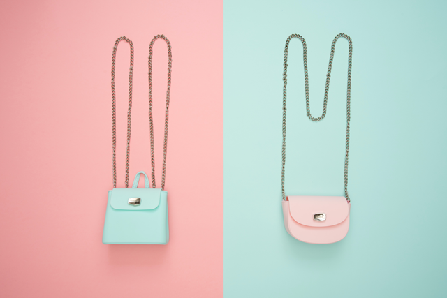Pastel Handbags Product Image