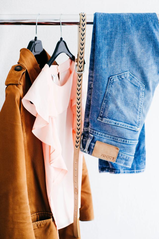 Clothes Rack Inspiration Image