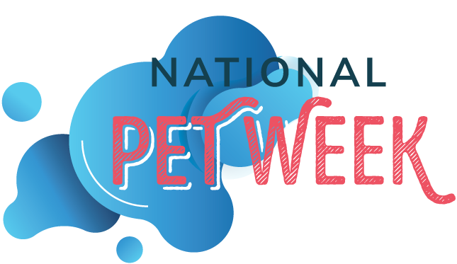 National Pet Week Banner