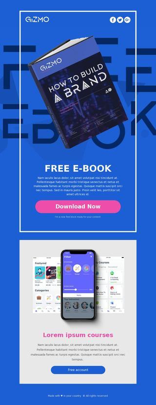 200 html email templates professional design bee free download freebie maxwellsz