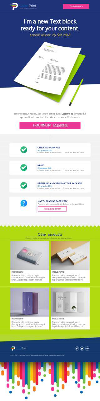 200 html email templates professional design bee free