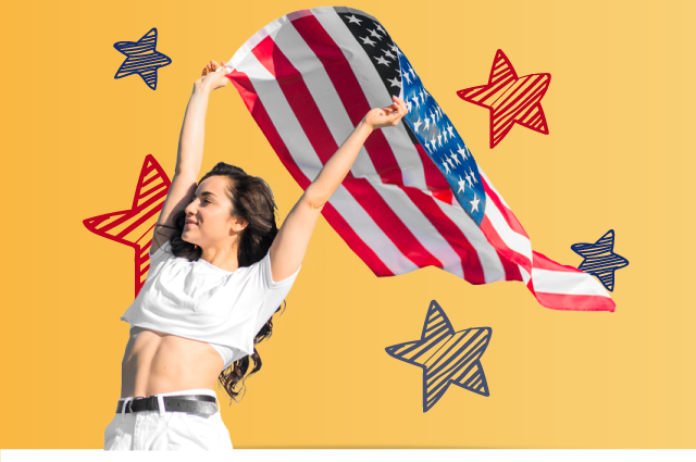 Independence Day Banner Image