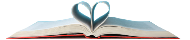 Book Heart Image