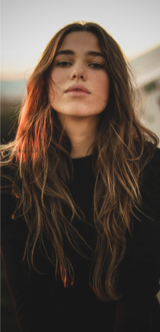 Woman Article Portrait