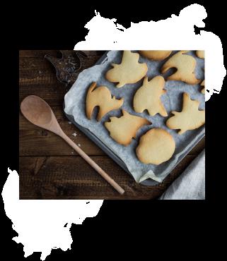 Halloween Cookies Placeholder Image