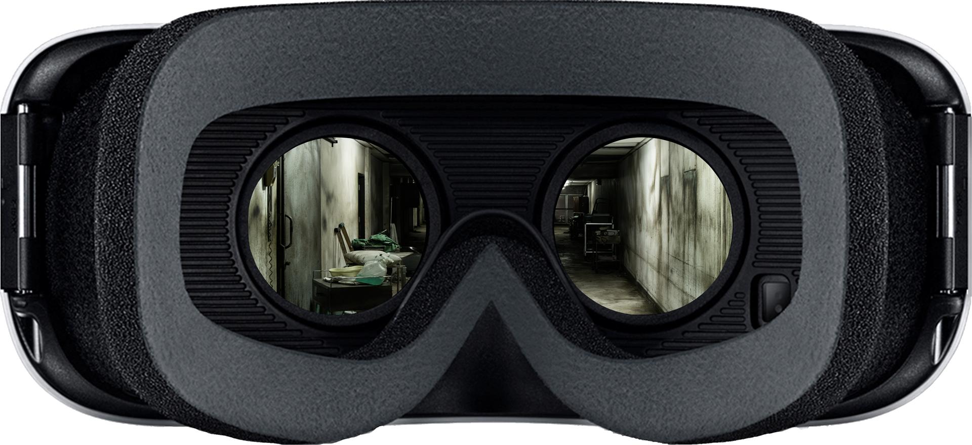 VR set Mockup