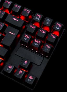 Keyboard Placeholder