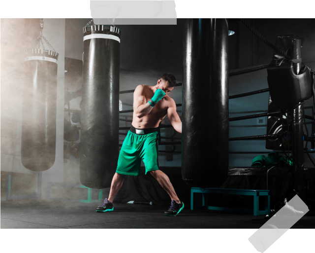 Boxing Class Placeholder