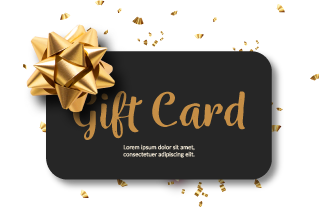 Gift Card Graphic Placeholder