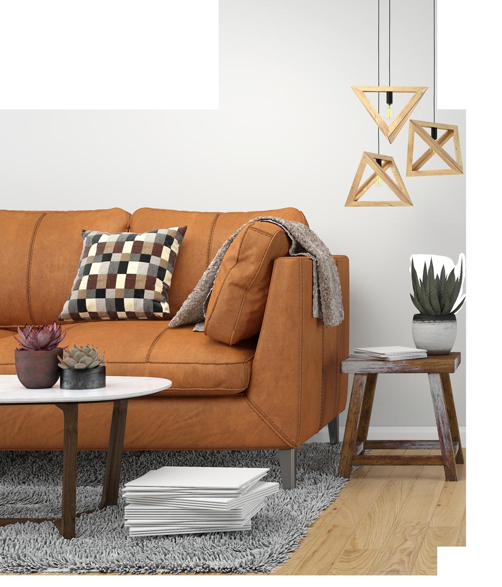 Living Room Setting Placeholder