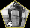 Soccer Player Leg