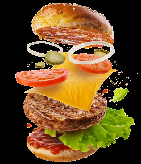 Burger Layers