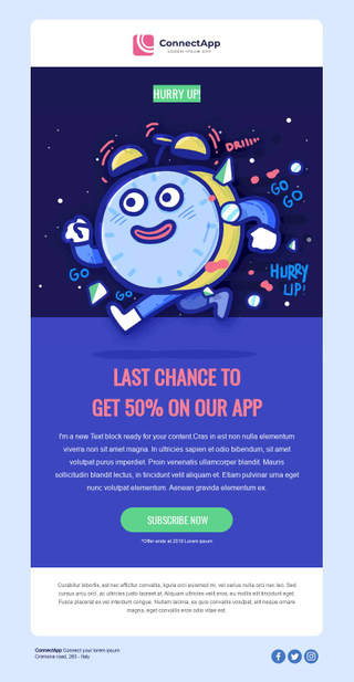 Email Html Template | 170 Html Email Templates Professional Design Bee Free