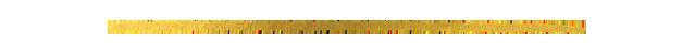 Gold Underline Divider