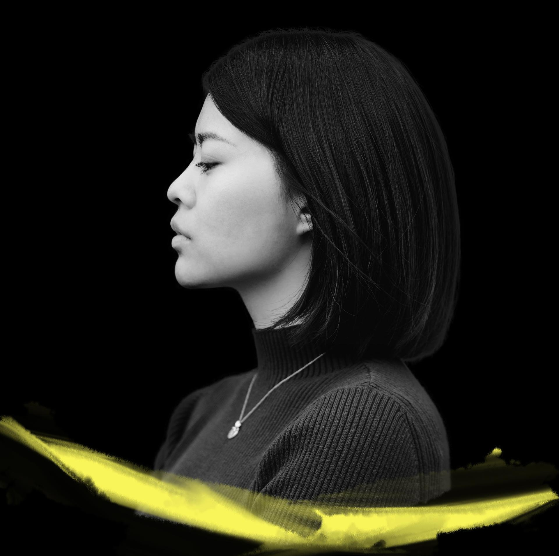 Image of Asian Woman