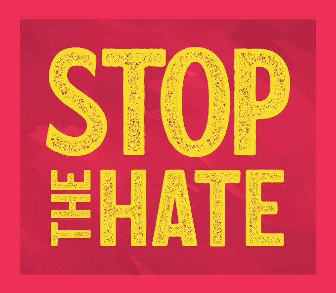 Stop The Hate- Hero