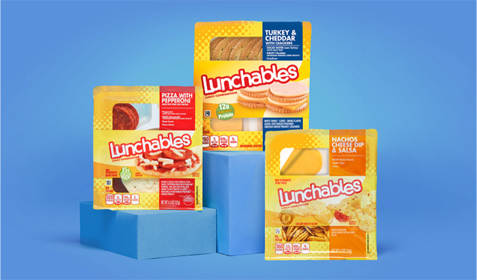 Pet lunch package