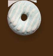 donut _ blue sky
