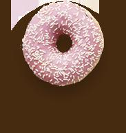 donut _ pink lady