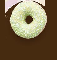 donut _ pistachio