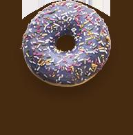 donut _ violet