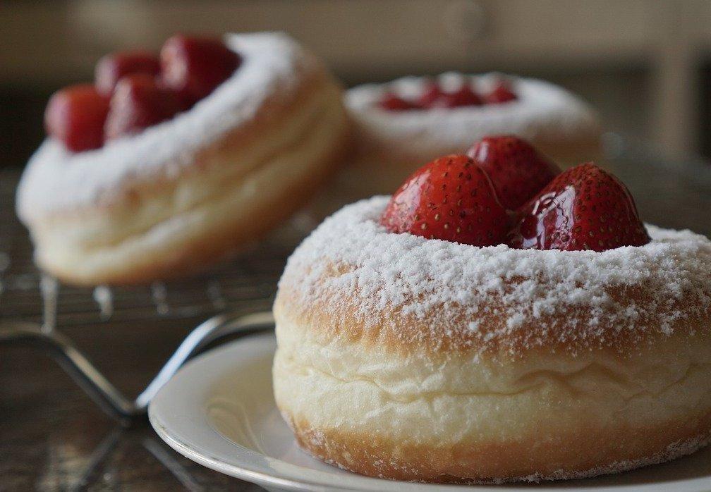 Dinner Doughnuts