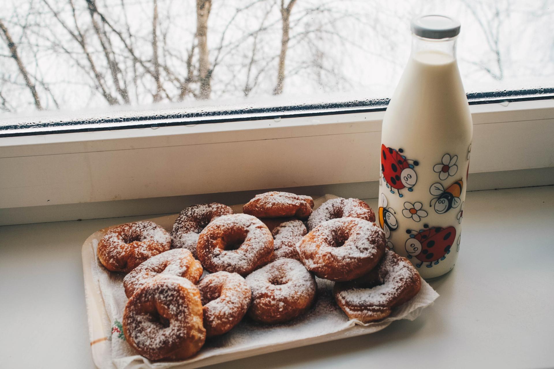 Breakfast Doughnut