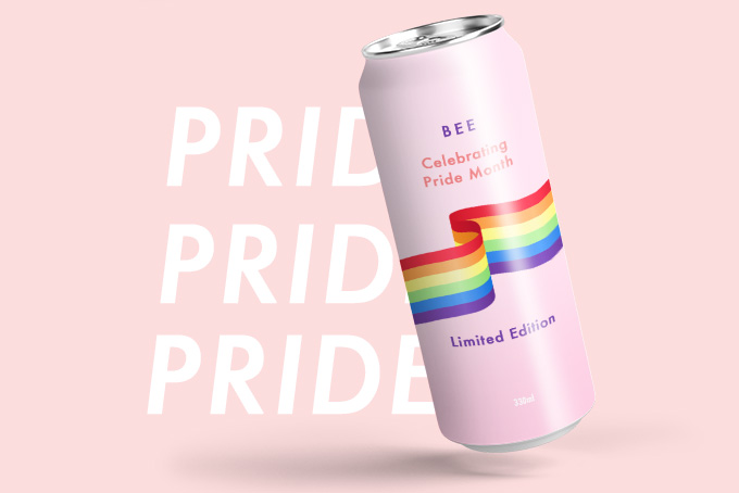 Pride Can